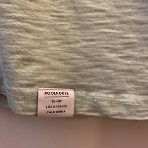 Poolhouse Shirts - Poolhouse Pocket Tee